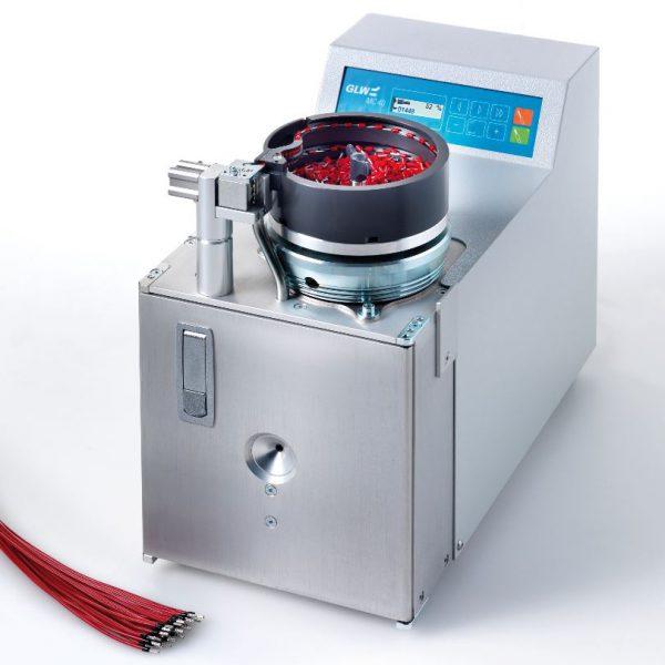 Abisolier- und Crimpautomat MC 40-L